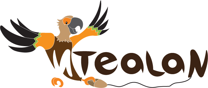 logo Ntealan - New Technologies for African languages